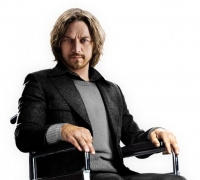 X-Men: Days Of Future Past: Professor Xavier, James Mcavoy