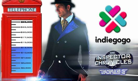 The Inspector Chronicles Indiegogo