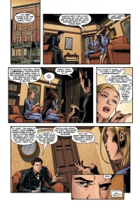 Angel and Faith, Season 10 #1, page 3