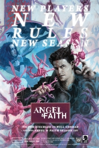 Angel and Faith, Season 10 #1 solicitation