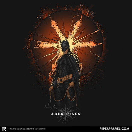 Community Meets Batman In Abed Rises