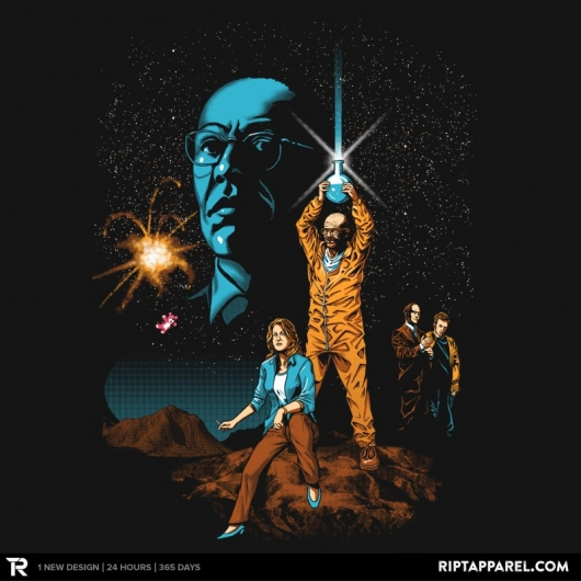 Breaking Bad Star Wars Episode 4 A New Formula