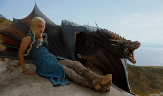 "Game of Thrones Season 4 Trailer ""Devil Inside"""