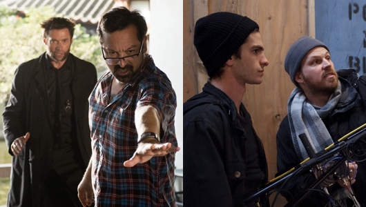 James Mangold and Marc Webb header image