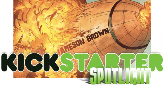 Kickstarter Spotlight: Skies of Fire