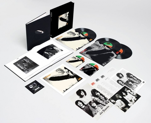 Led Zeppelin I Remasters Limited Edition Super Deluxe Box