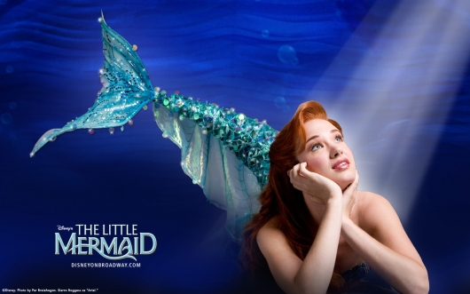 Live-action The Llittle Mermaid