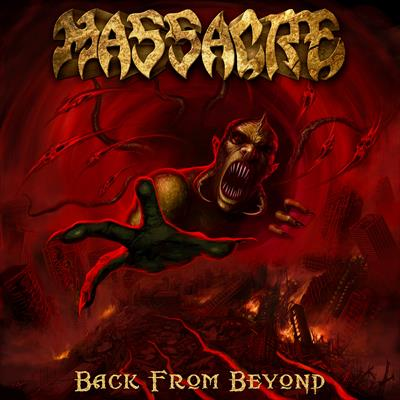 Massacre Back From Beyond album cover