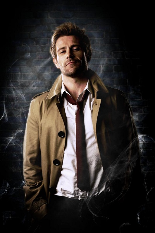 Matt Ryan as John Constantine full size