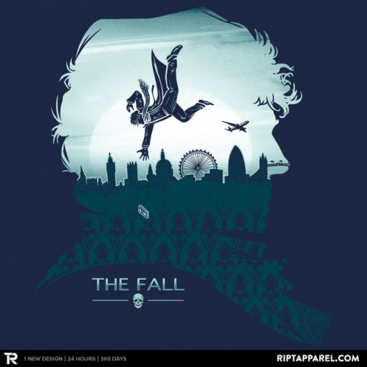 Sherlock The Fall