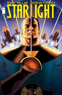 Starlight #1 cover by John Cassaday and Ive Svorcina