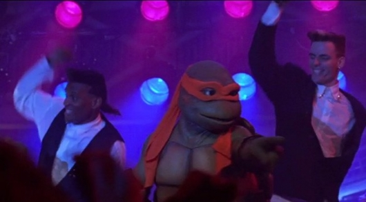 Vanilla Ice In Teenage Mutant Ninja Turtles II: The Secret of the Ooze