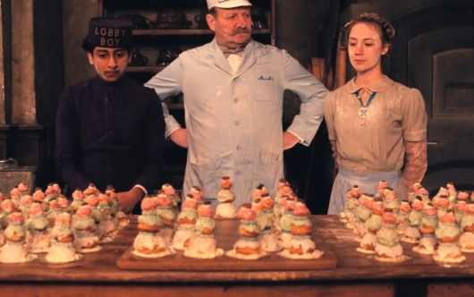 """Courtesan au Chocolat"" From The Grand Budapest Hotel"