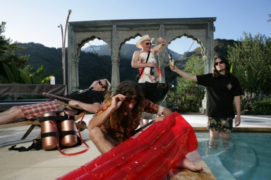 Tool 10,000 Days promo pool photo