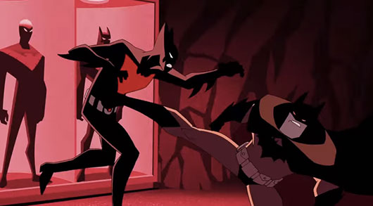 Darwyn Cooke Batman Beyond Short For Batman 75th Anniversary