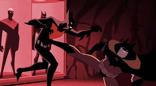 Darwyn Cooke Batman Beyond Short For Batman 75th Anniversary