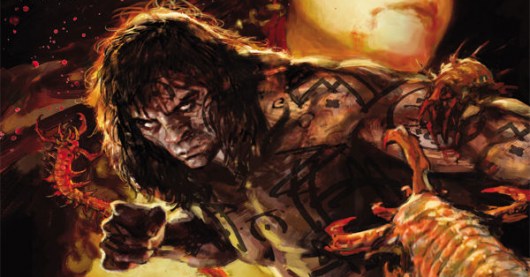 Conan The Avenger #1 Top