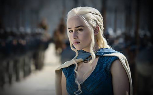 Game Of Thrones Daenerys Targaryen Season 4 Episode 3