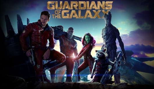 Guardians of the Galaxy Banner Image