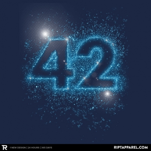 Hitchhiker's Guide to the Galaxy Constellation 42