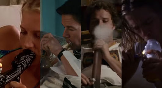 marijuana in popular films