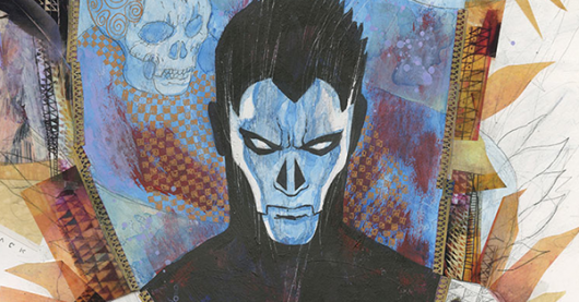 Shadowman: End Times #1 cover header