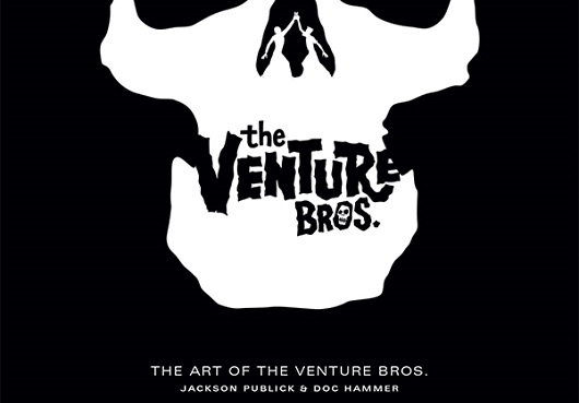 The Art of the Venture Brothers Banner