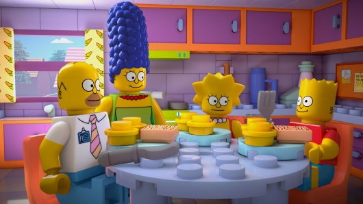 The Simpsons LEGO #4