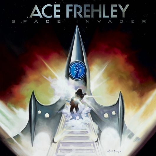 Ace Frehley Space Invader album