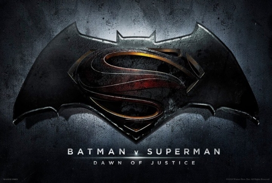 Batman v Superman: Dawn of Justice Logo Image