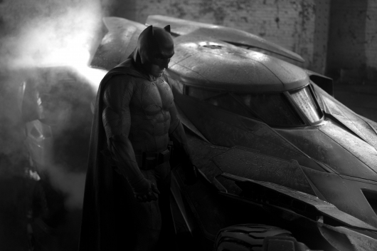 Batman vs Superman Is Ben Affleck in Suicide Squad?