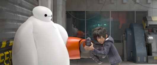 Disney's Animated Marvel Movie Big Hero 6 #2