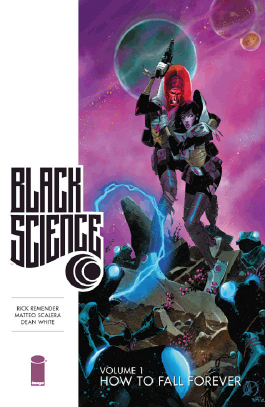 Black Science Volume 1: How To Fall Forever by Matteo Scalera