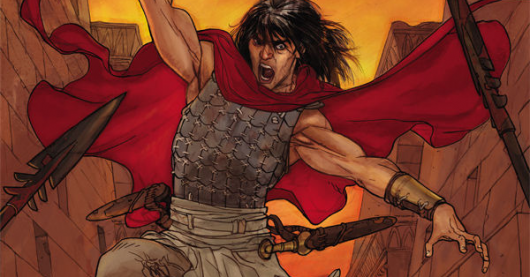 Conan The Avenger #2 review header