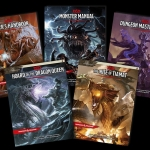 D&D Book Covers
