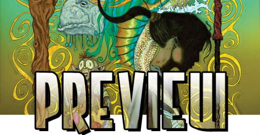 Eye of Newt #1 preview banner