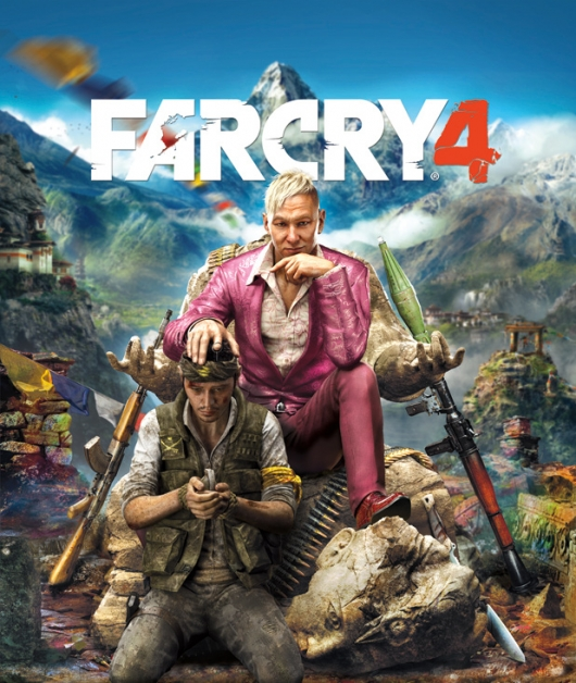 Far Cry 4 Cover Image