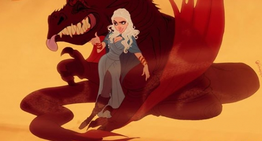 Game of Thrones As A Disney Movie