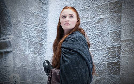 Game Of Thrones Season 4 Episode 7 Mockingbird Sansa Stark