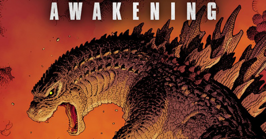 Godzilla: Awakening cover header