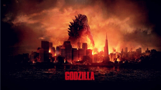 Adam Frazier reviews Gareth Edwards' GODZILLA