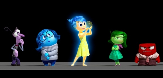 Pixar's Inside Out (2015)