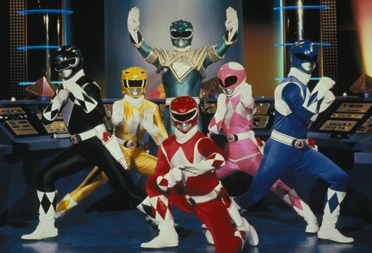 Mighty Morphin Power Rangers Saban Lionsgate Movie
