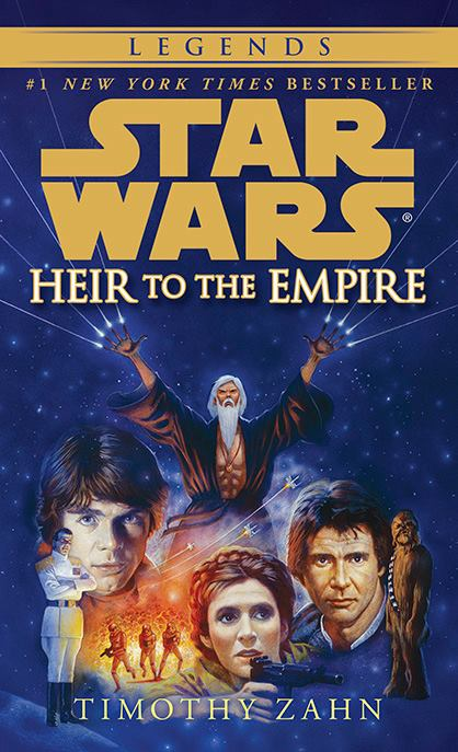 Star Wars: Heir to the Empire Legends cover