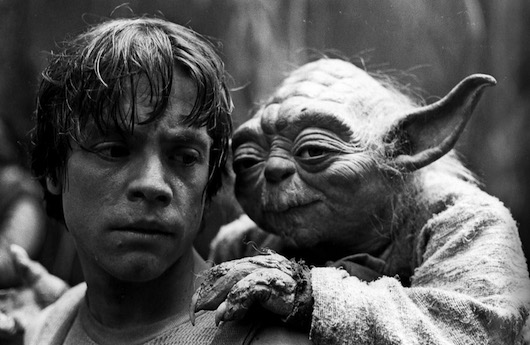 Rencontre yoda luke