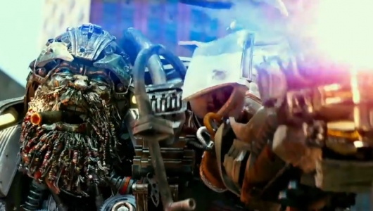 Transformers: Age of Extinction Bearded One