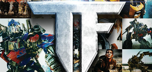 Transformers trilogy movie banner