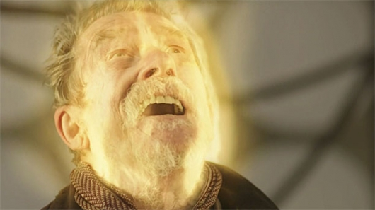 The Regeneration of the War Doctor