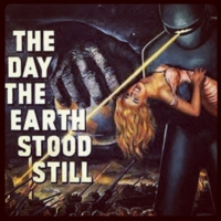 The Day The Earth Stood Still!
