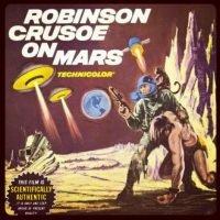 Robinson Crusoe On Mars!